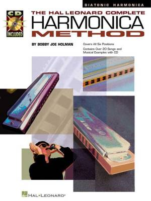 The Hal Leonard Complete Harmonica Method - The Diatonic Harmonica