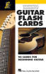 Hal Leonard - Essential Elements Guitar Flash Cards - Set