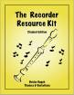 Themes & Variations - Recorder Resource Student Book 1 - Gagne - Book