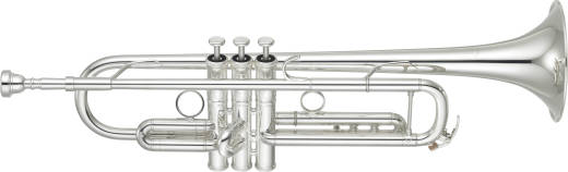 Xeno Series Trumpet- Reverse Tuning Slide - Silver Plated
