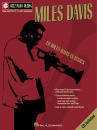 Hal Leonard - Miles Davis: Jazz Play-Along Volume 2 - Book/CD
