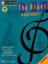 Hal Leonard - The Blues: Jazz Play-Along Volume 3 - Book/CD