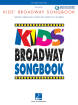 Hal Leonard - Kids Broadway Songbook - Book/Audio Online