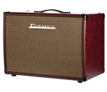 Traynor - Custom Valve 60 Watt 1x12 Guitar Extension Cabinet - Wine Red