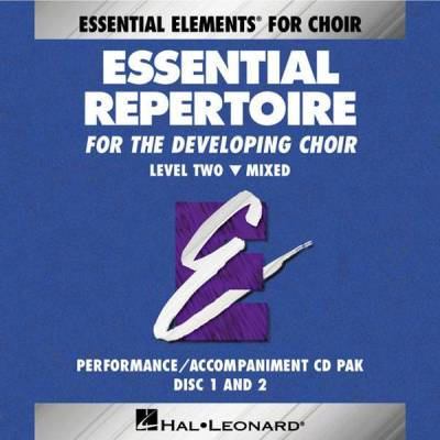 Essential Repertoire for the Developing Choir