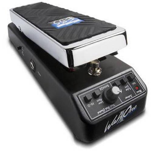 ebs wahone 9 volt wah volume pedal long mcquade musical instruments. Black Bedroom Furniture Sets. Home Design Ideas