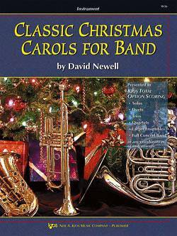 Classic Christmas Carols For Band - Piano Accompaniment