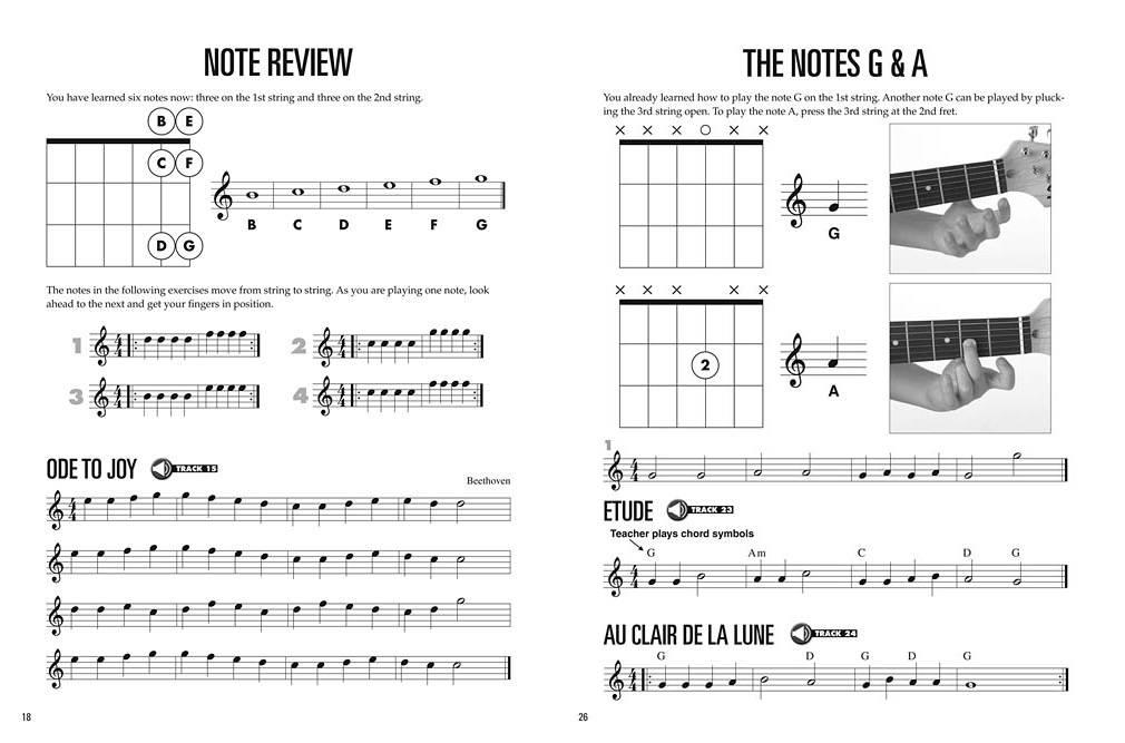 The Guitar Grimoire Exercise Book Adam Kadmon 9780825835650 Amazon