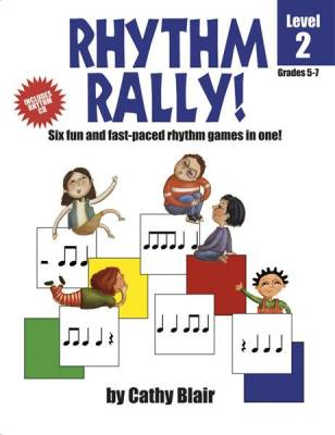 Rhythm Rally! - Level 2