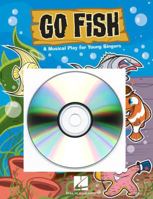 Hal leonard go fish musical jacobson higgins for Play go fish online