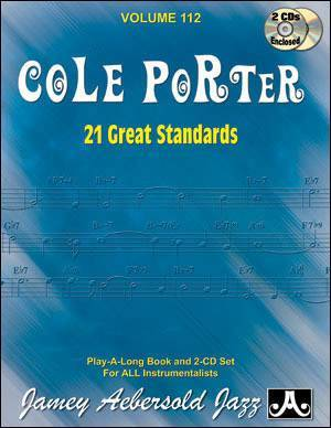 Jamey Aebersold Vol. # 112 Cole Porter - 21 Great Standards