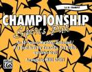 Alfred Publishing - Championship Sports Pak An All-Purpose Marching/Basketball/Pep Band Book
