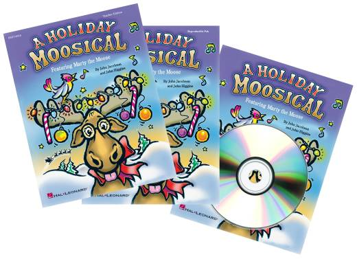 A Holiday Moosical (Musical) - Higgins/Jacobson - Classroom Kit