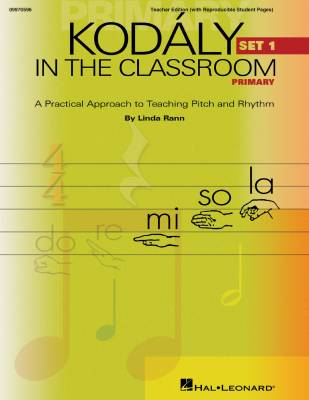 Kodaly in the Classroom - Primary (Set I) - Rann - Teacher Edition