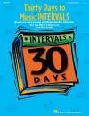 Hal Leonard - Thirty Days to Music Intervals - Snyder - Teacher Edition