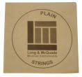 Long & McQuade - Plain Steel Single Strings