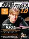 Hudson Music - Groove Essentials 1.0 - The Play-Along - Igoe - Drum Set - Book/Audio Online