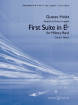Boosey & Hawkes - First Suite in E Flat (Grade 3 Edition) - Holst/Longfield - Concert Band - Gr. 3