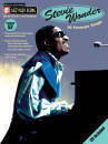 Hal Leonard - Stevie Wonder: Jazz Play Along Volume 52 - Book/CD