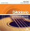 DAddario - EJ15 - Phosphor Bronze Extra Light 10-47