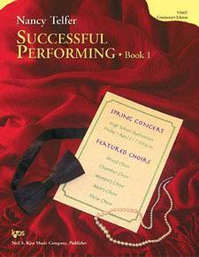 Successful Performing, Book 1 Conductor's Edition