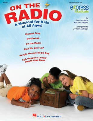 On the Radio (Musical) - Jacobson/Higgins/Anderson - Singer Edition 20 Pak