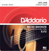 DAddario - EJ12 - 80/20 Bronze Medium 13-56