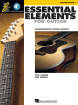 Hal Leonard - Essential Elements for Guitar Book 1 - Schmid/Morris - Book/Audio Online
