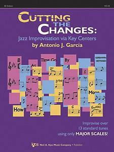 Cutting the Changes: Improvising Via Key Centers - B-flat Edition