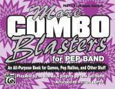 Belwin - More Combo Blasters for Pep Band