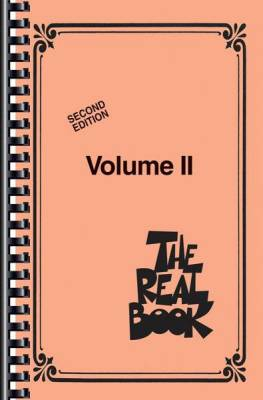 The Real Book - Volume II - Mini Edition
