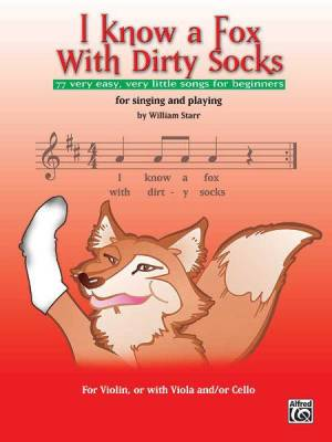 I Know a Fox with Dirty Socks: