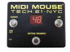 Tech 21 - MIDI Mouse Battery Powered Foot Controller
