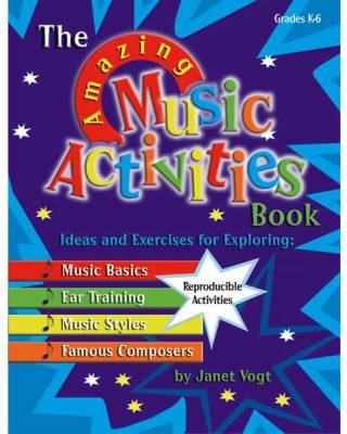 The Amazing Music Activities Book