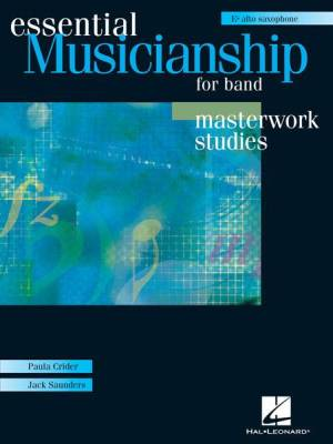 Essential Musicianship for Band - Masterwork Studies