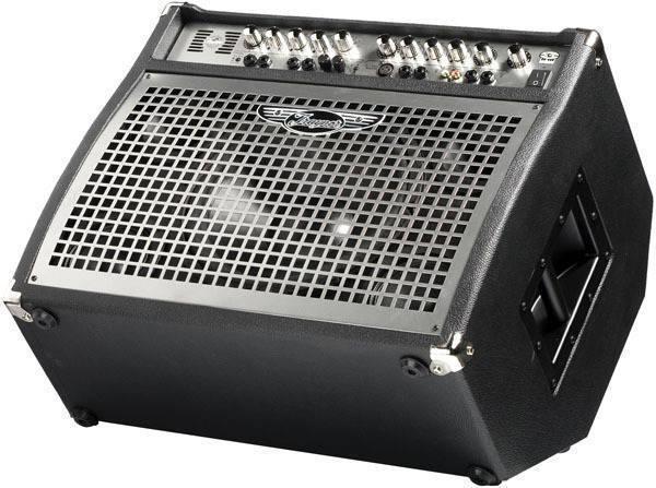 traynor 300 watt stereo keyboard amp monitor combo long mcquade musical instruments. Black Bedroom Furniture Sets. Home Design Ideas