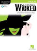 Hal Leonard - Wicked: Instrumental Play-Along - Violin - Book/Audio Online