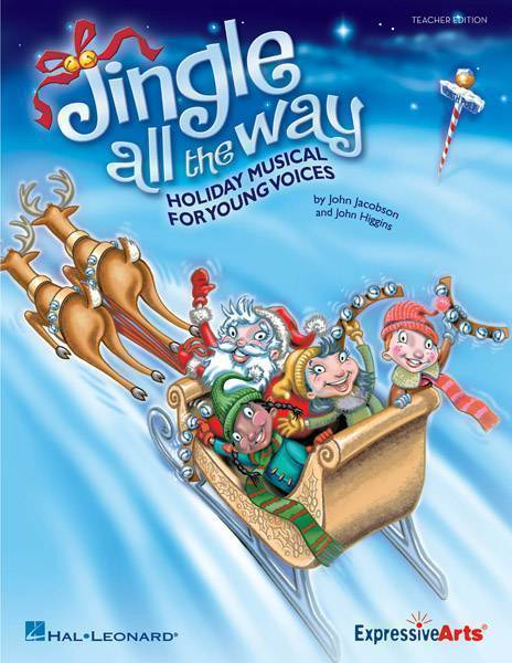 Image result for jingle all the way musical
