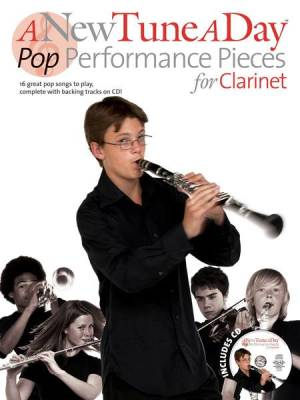 A New Tune a Day - Pop Performances for Clarinet