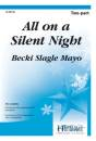 Heritage Music Press - All On a Silent Night - Mayo - 2pt