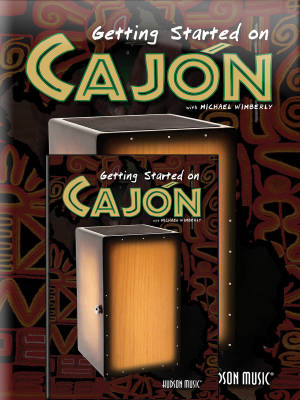 Getting Started on Cajon - Wimberly - Book/Video Online