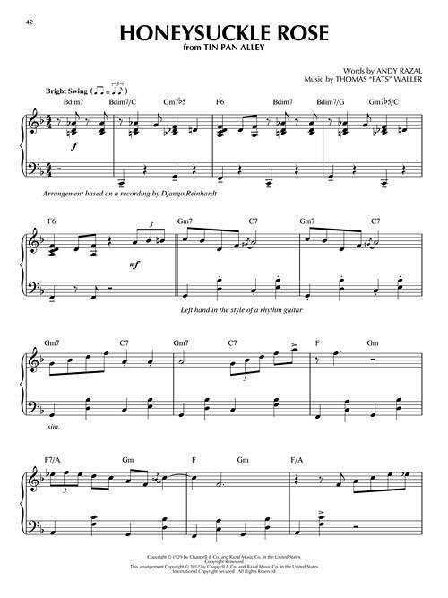 jazz piano solos series pdf