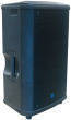 Yorkville Sound - NX Series Powered Loudspeaker - 12 inch Woofer - 200 Watts