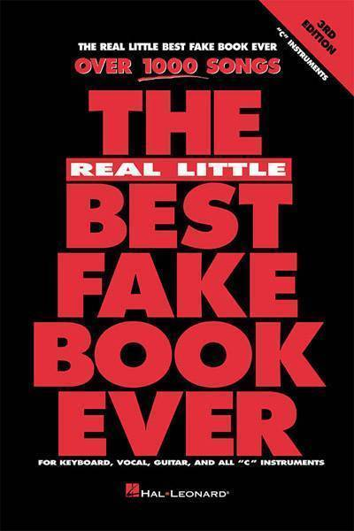 Hal Leonard The Real Little Best Fake Book Ever 3rd Edition Long