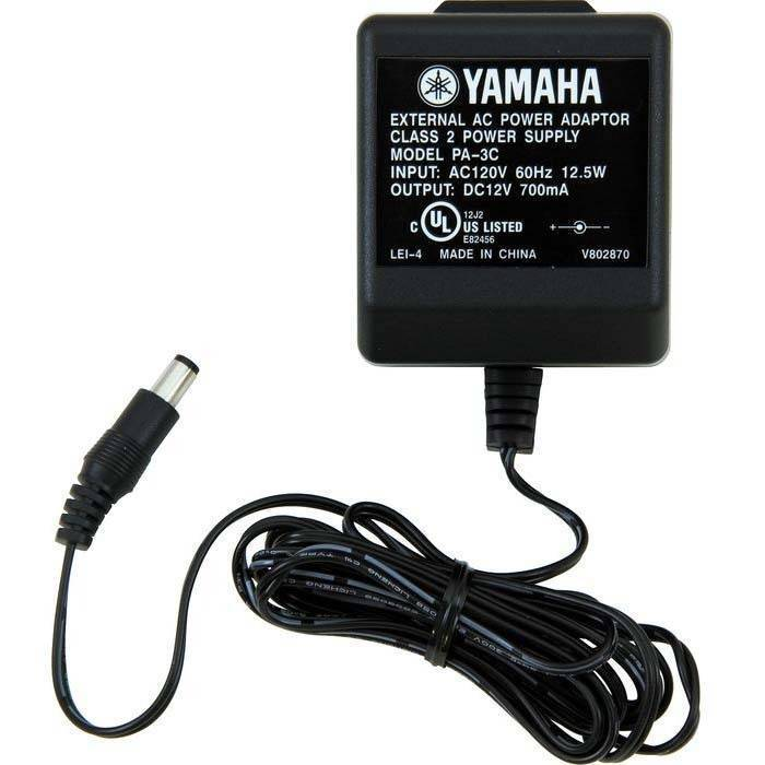 Power Adapter For Yamaha Psr
