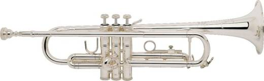TR200S - Silver Plated Bb Trumpet