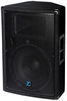 YX Series Powered Loudspeaker - 15 inch Woofer - 200 Watts