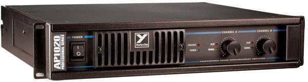 Yorkville Sound AudioPro 2x400-Watt Power Amplifier - Long & McQuade