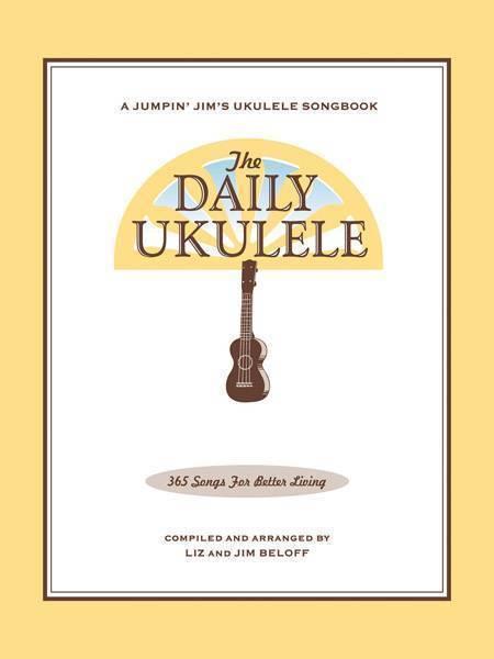Hal Leonard The Daily Ukulele Long Mcquade Musical Instruments