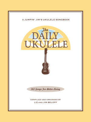 The Daily Ukulele - Beloff - Book